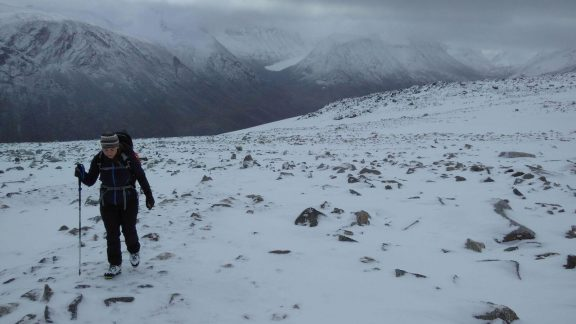 The Ascent Of Galdhoppigen