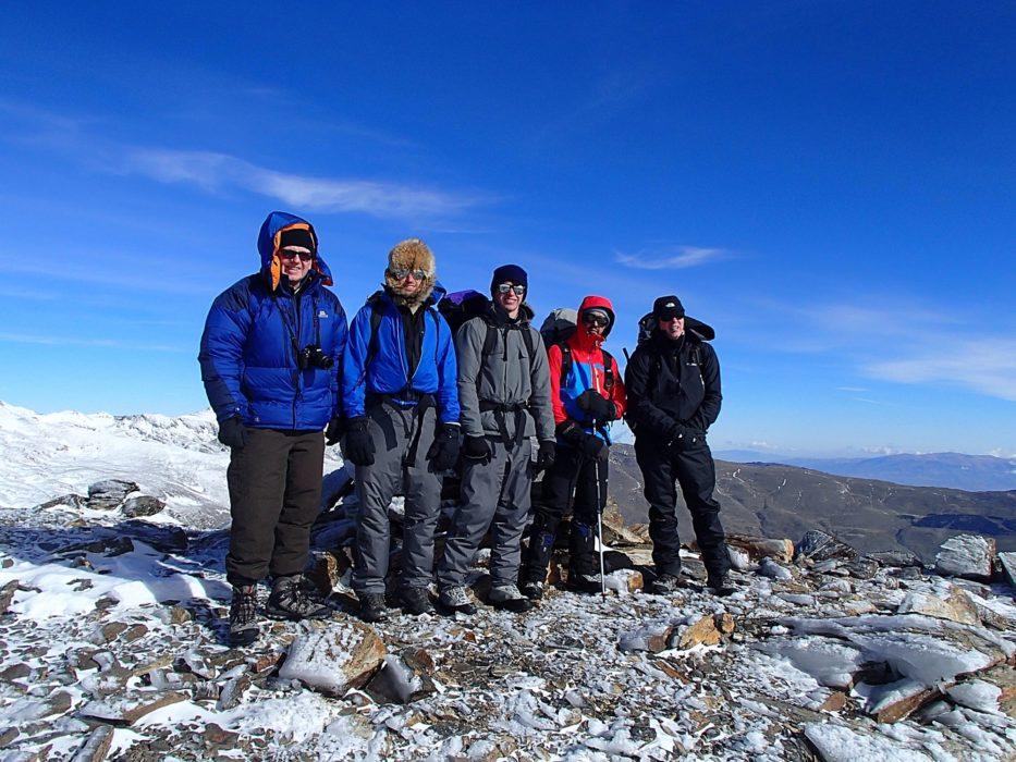 16  On Top Of Pico Del Tajo De Los Machos