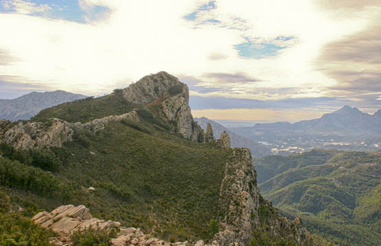 Walking on the Costa Blanca - Cicerone Guidebook