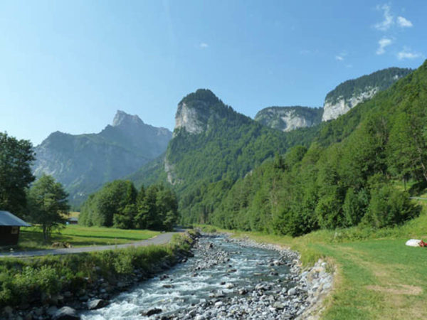 Wildlife spotting in the Haute Savoie with a Cicerone guidebook