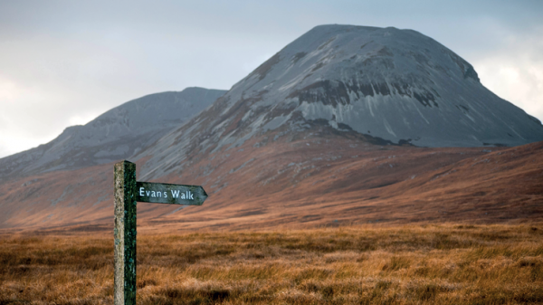 50 walking and backpacking routes on The Hebrides