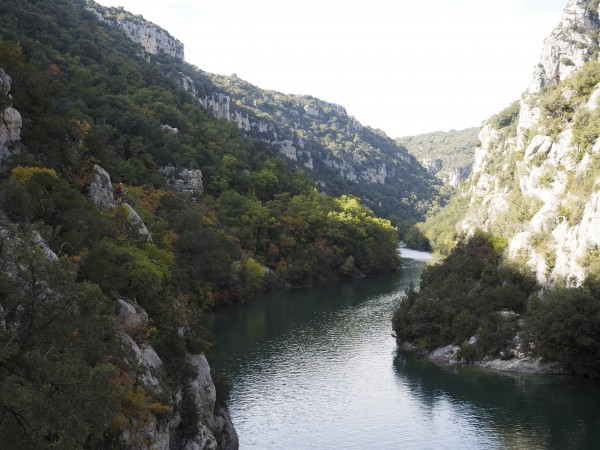 Lower Verdon Gorge