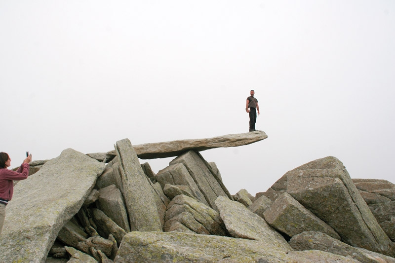 Welsh words for hillwalkers, mountain walking in snowdonia 767_SP6