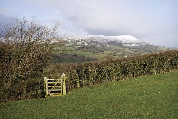Walk the Offa's Dyke Path with a Cicerone guidebook and Sherpa Expeditions