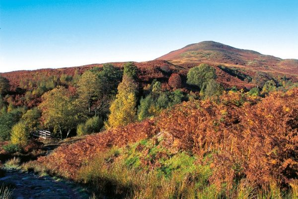 Walking the West Highland Way, a guidebook by Terry Marsh. An intro to Scotland's Great Trails