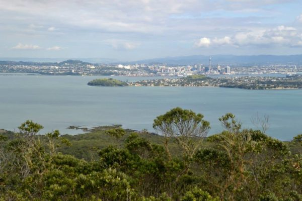 Auckland from the summit of Rangitoto Island, How to avoid the city on a city break