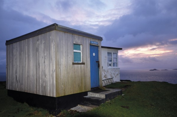 bothies in may: The Lookout Bothy Skye from Book of the Bothy