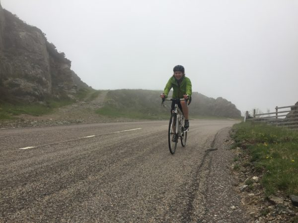 Cycle touring in Scotland on a birthday micro-adventure