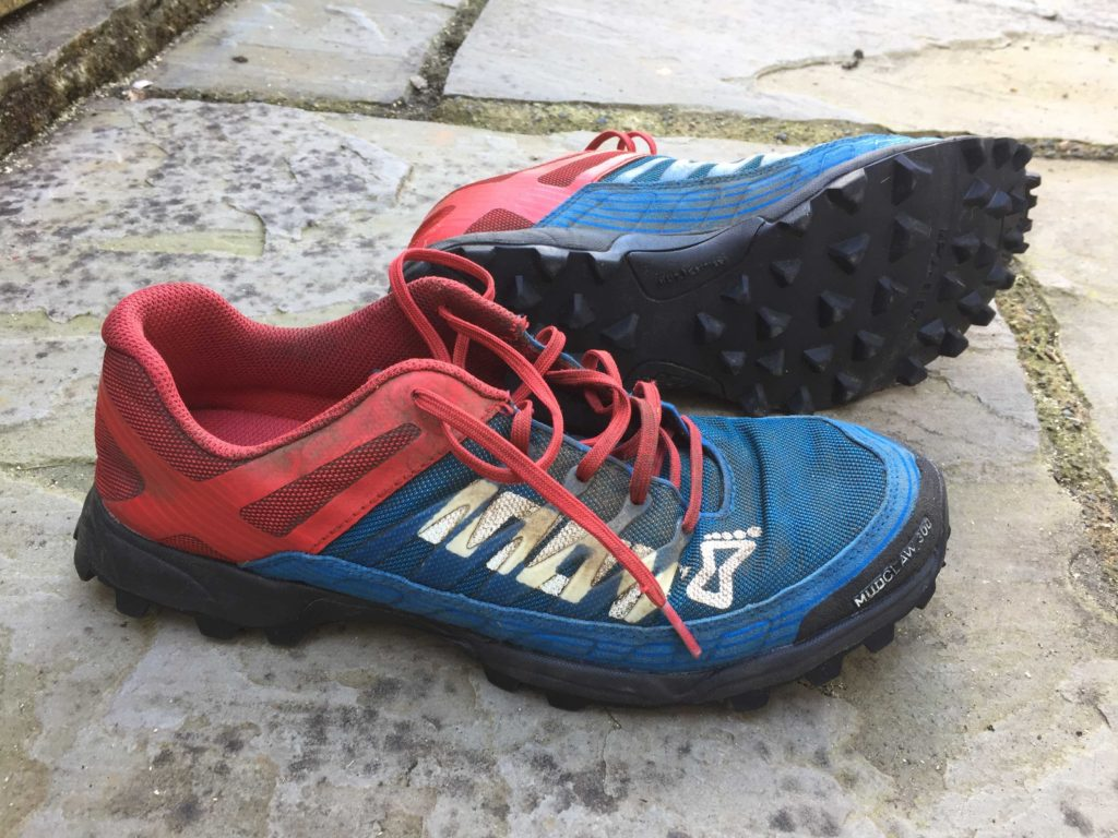 Inov-8 Mudclaw 300 running shoe review, Shoes for fell running, trail running and road running - Do I have too many running shoes?