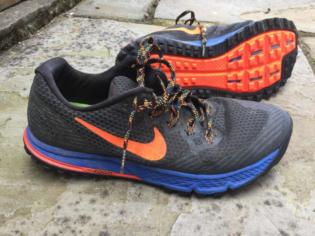 Nike Wildhorse 3 running shoe review, Shoes for fell running, trail running and road running - Do I have too many running shoes?
